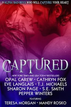 Captured Boxed Set features Teresa Morgan