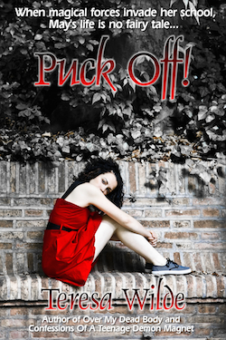 Puck Off by Teresa Wilde, Teresa Morgan