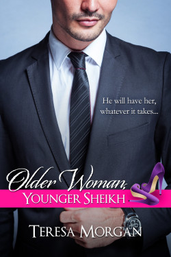 Older Woman, Younger Sheikh by Teresa Morgan